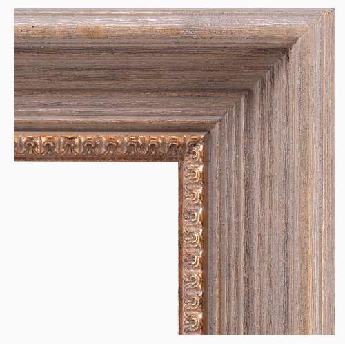 hover to zoom - Natural Wood Picture Frames